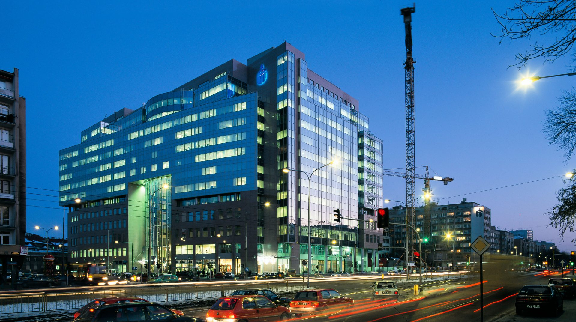 Centrum Finansowe Puławska Warszawa
