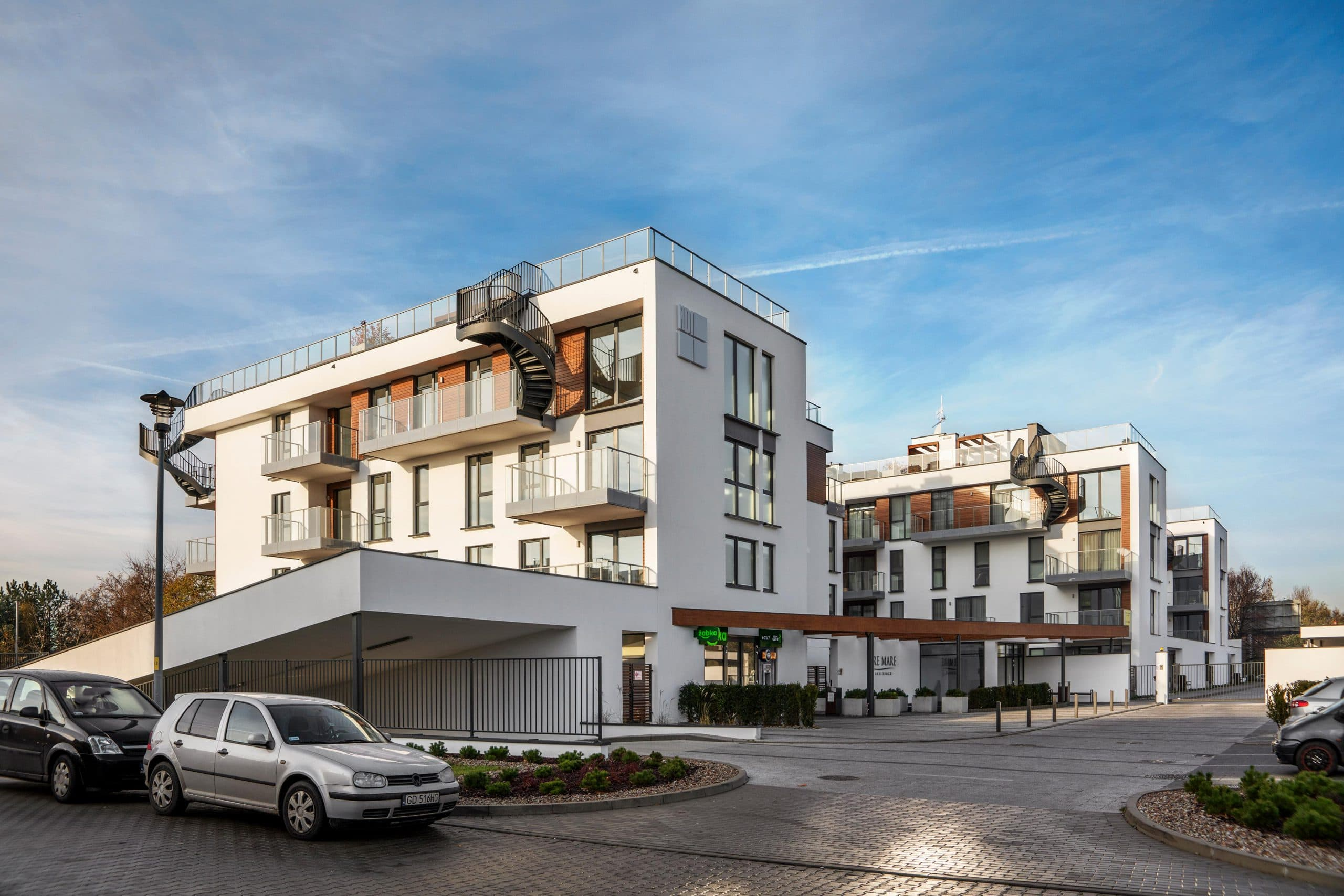 Tre Mare Residence | Sopot