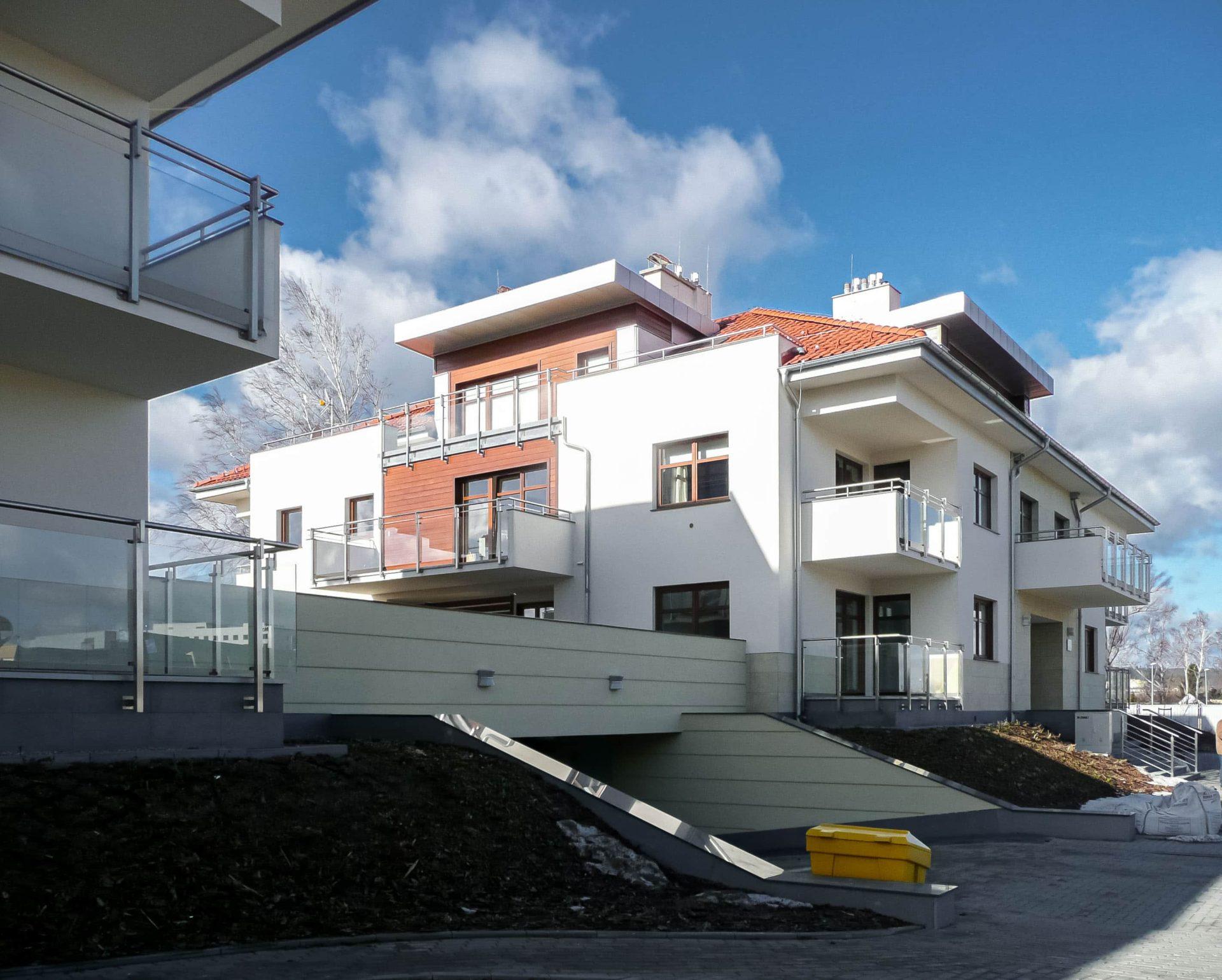 Apartamenty przy plaży