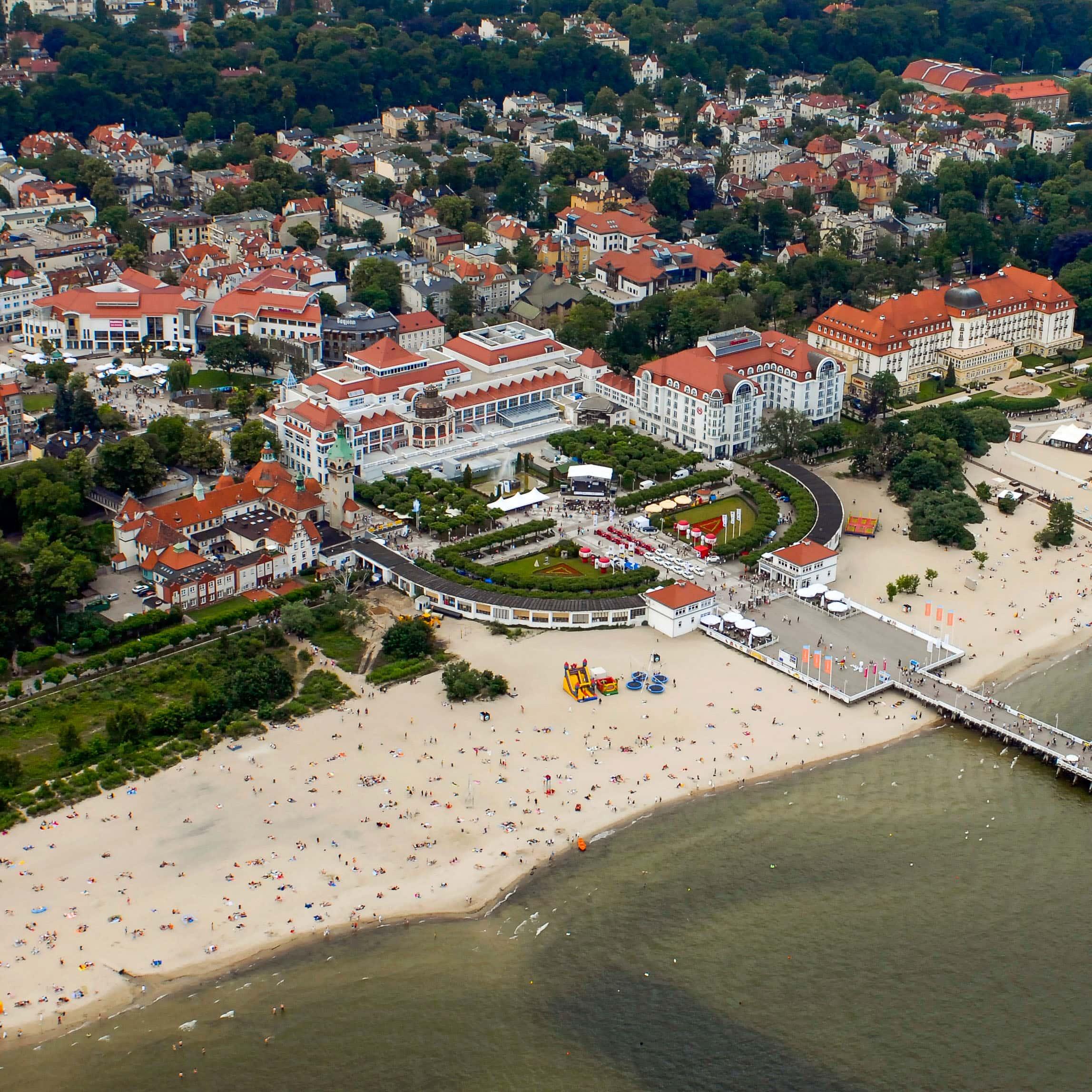 Centrum Sopotu