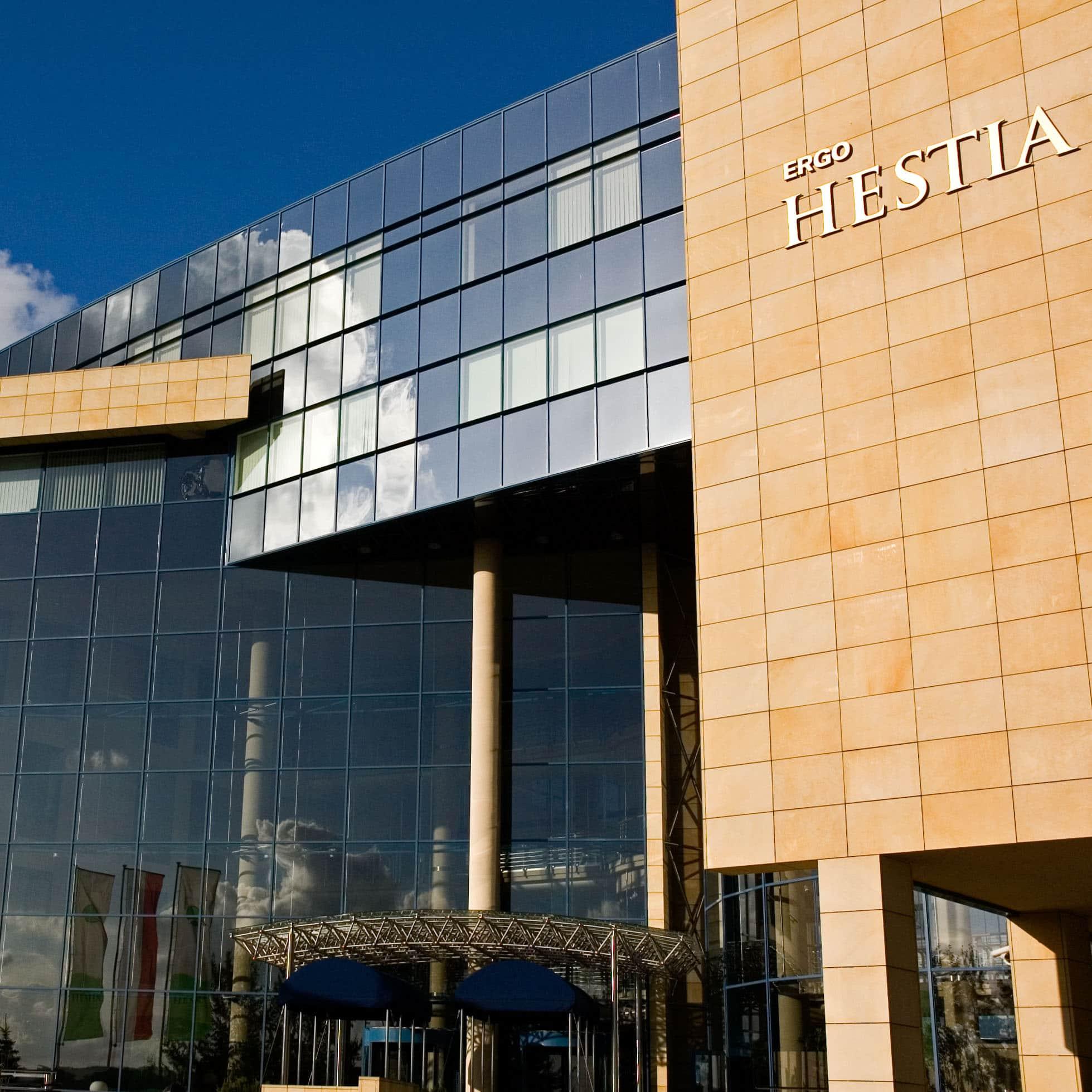 Siedziba grupy ERGO Hestia | Gdańsk