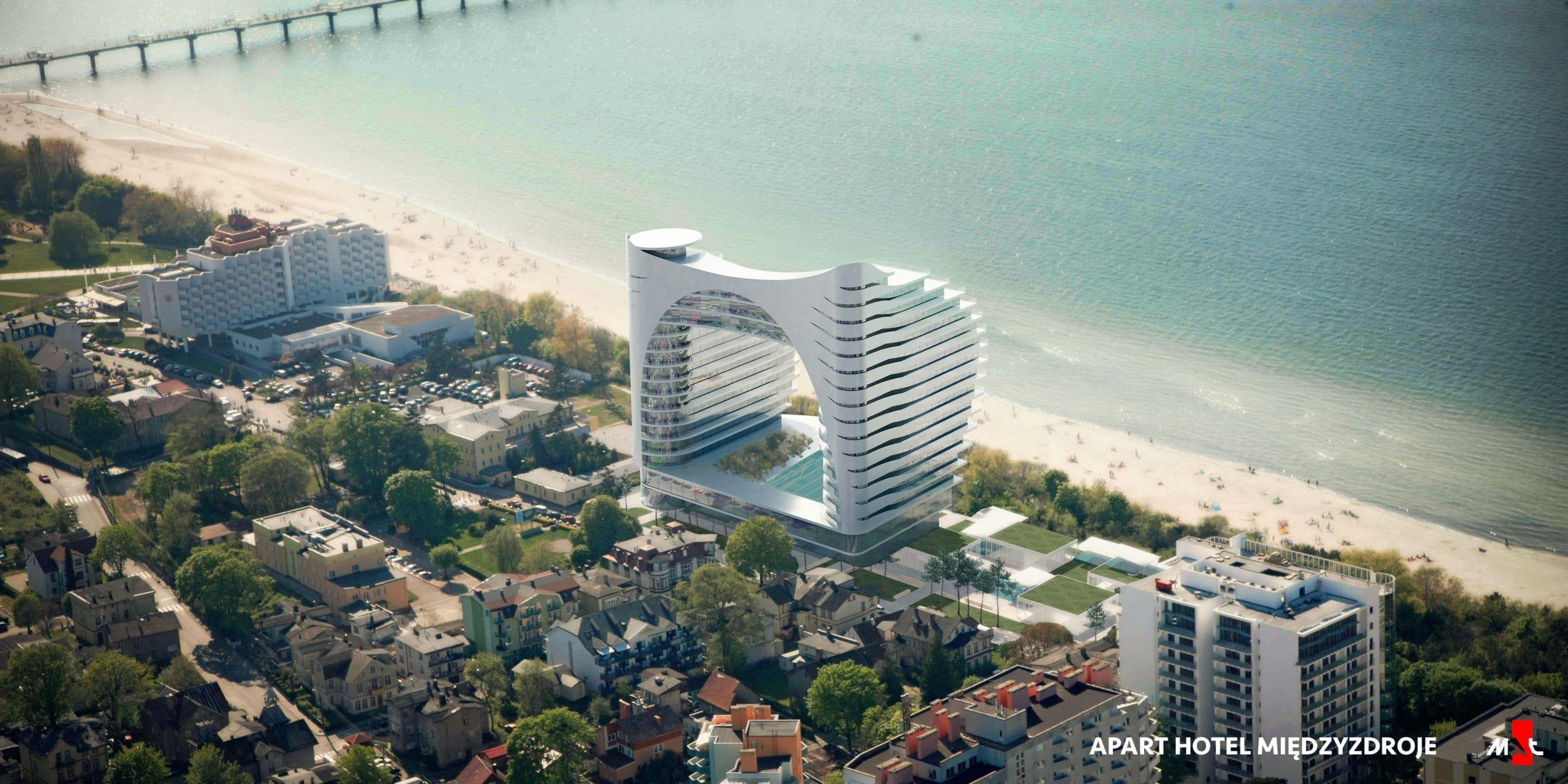 Apart Hotel – konkurs | Międzyzdroje