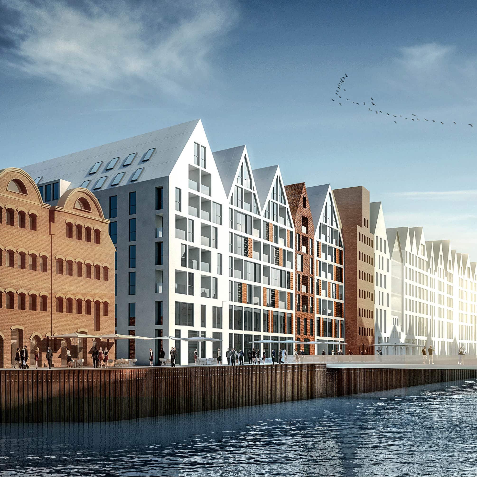 Wyspa Spichrzów – konkurs 2016 | Gdańsk